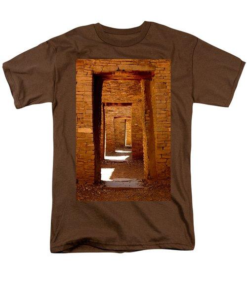 Ancient Galleries Men's T-Shirt  (Regular Fit) by Joe Kozlowski