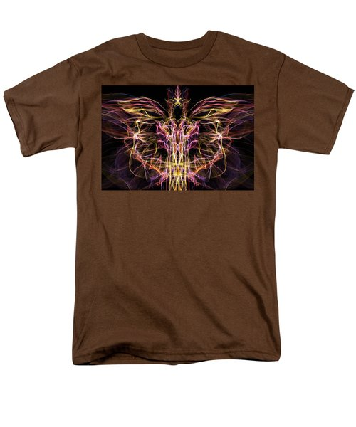 Angel Of Death Men's T-Shirt  (Regular Fit) by Lilia D