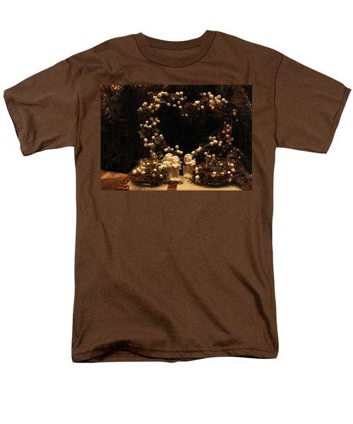 Angels Singing  Men's T-Shirt  (Regular Fit) by Gina Dsgn