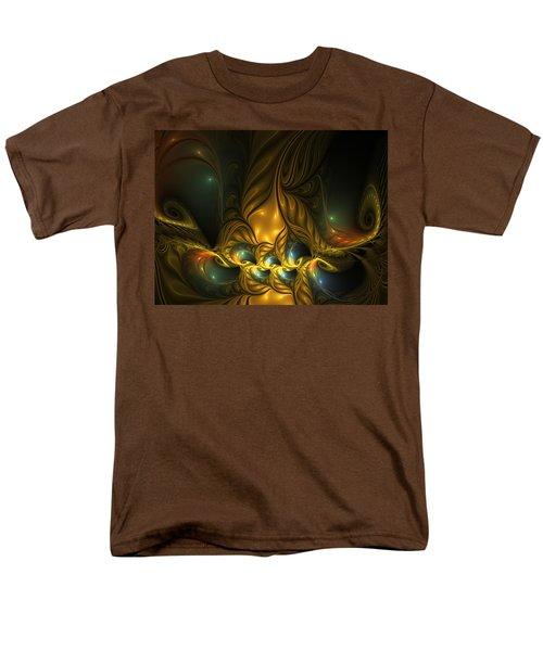 Another Mystical Place Men's T-Shirt  (Regular Fit) by Gabiw Art