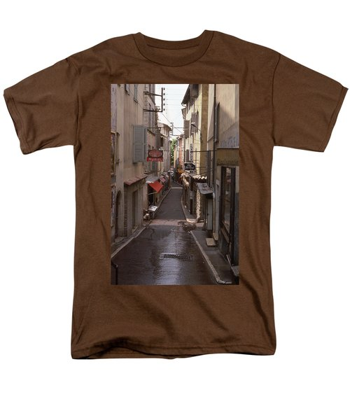 Antibes 76 Men's T-Shirt  (Regular Fit) by Mark Alan Perry