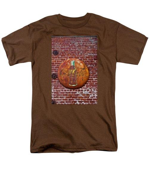 Antique Coke Sign 2 Men's T-Shirt  (Regular Fit)