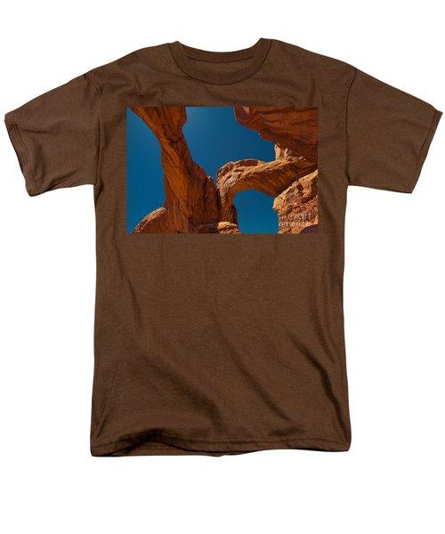 Arches Np Men's T-Shirt  (Regular Fit) by Juergen Klust