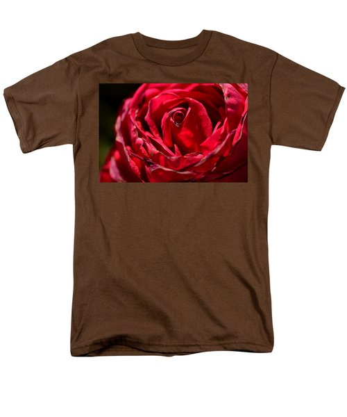 Arizona Rose I Men's T-Shirt  (Regular Fit) by Michael McGowan