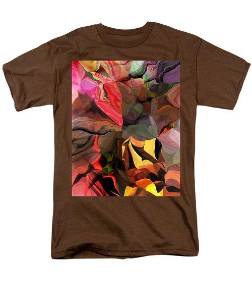 Arroyo  Men's T-Shirt  (Regular Fit) by David Lane