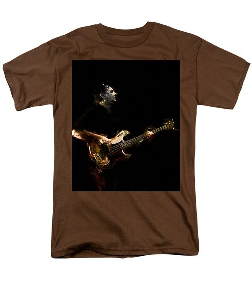 Art Of Bass Men's T-Shirt  (Regular Fit) by John Rivera