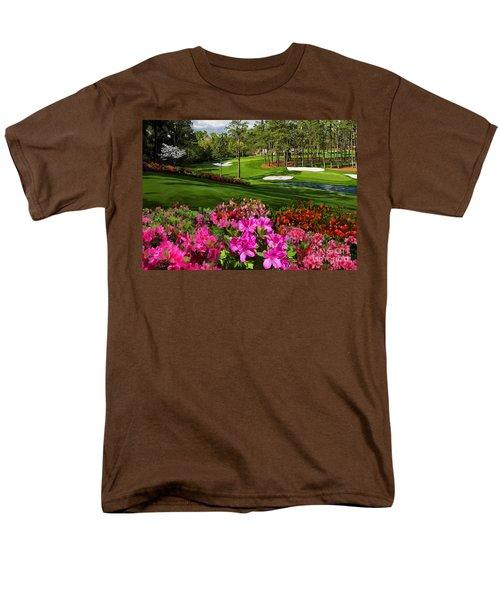 Augusta Azaleas 16th And 6th Men's T-Shirt  (Regular Fit)