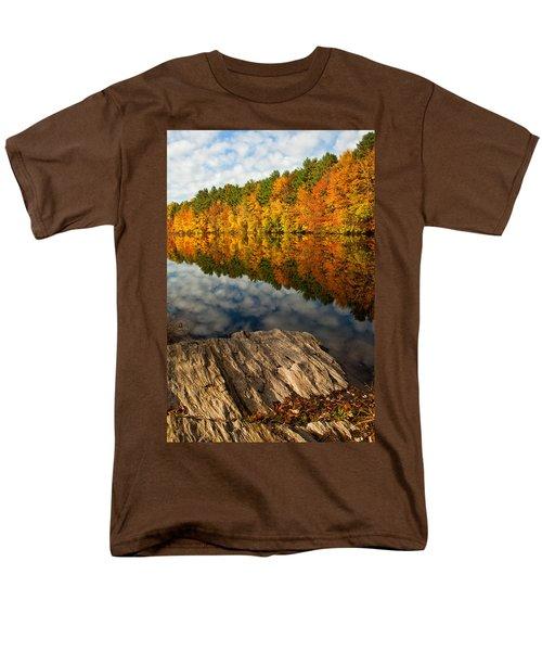 Autumn Day Men's T-Shirt  (Regular Fit) by Karol Livote