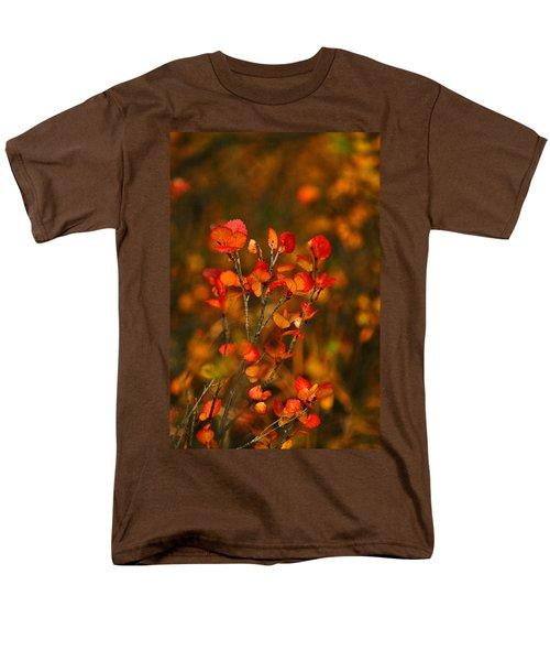 Autumn Emblem Men's T-Shirt  (Regular Fit) by Jeremy Rhoades