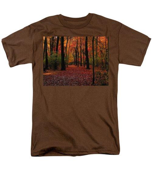 Men's T-Shirt  (Regular Fit) featuring the photograph Autumn IIi by Raymond Salani III