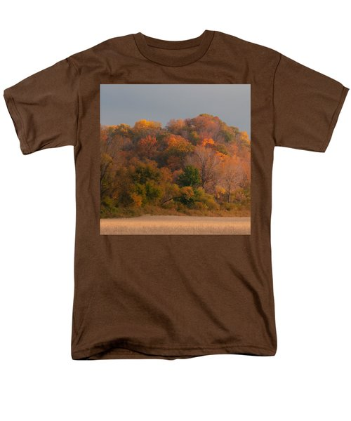 Autumn Splendor Men's T-Shirt  (Regular Fit) by Don Spenner