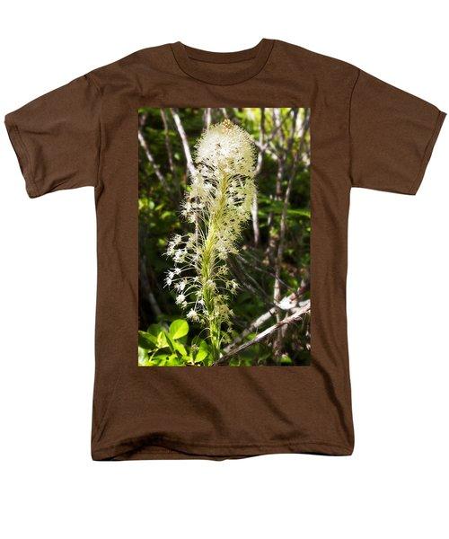 Bear Grass No 3 Men's T-Shirt  (Regular Fit) by Belinda Greb