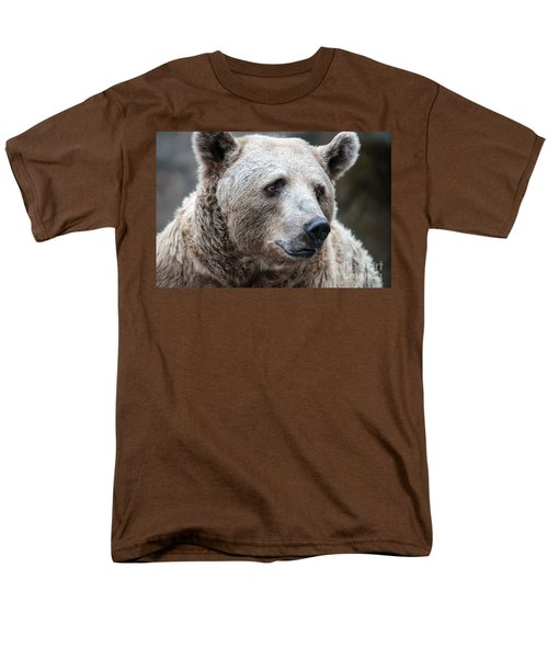 Bear Necessities Men's T-Shirt  (Regular Fit) by Ray Warren