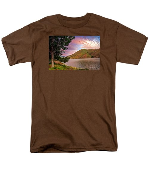 Beautiful Sunrise Men's T-Shirt  (Regular Fit) by Robert Bales