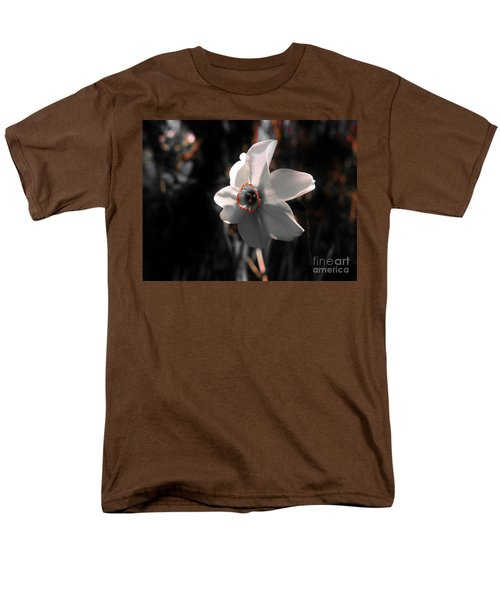Men's T-Shirt  (Regular Fit) featuring the photograph Beauty In The Woods by Sherman Perry