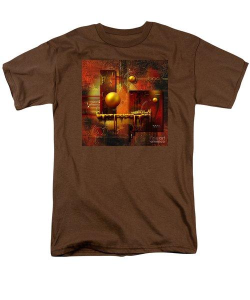 Beauty Of An Illusion Men's T-Shirt  (Regular Fit) by Franziskus Pfleghart