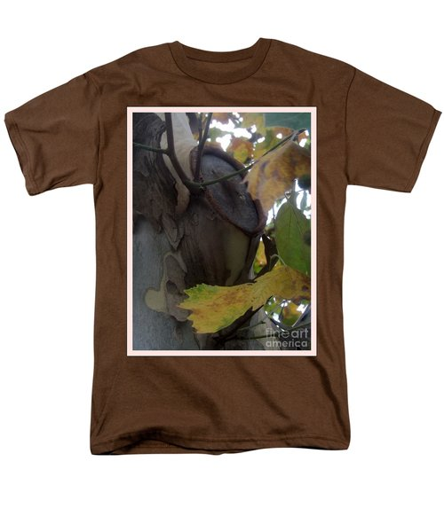 Beauty With Age Men's T-Shirt  (Regular Fit) by Sara  Raber
