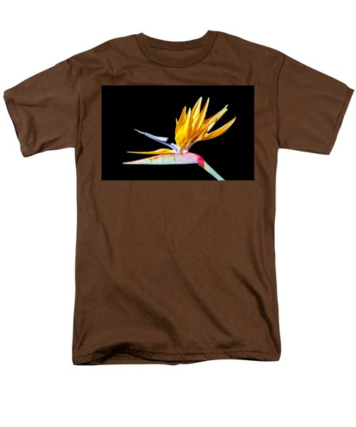 Bird Of Paradise Flower Men's T-Shirt  (Regular Fit)