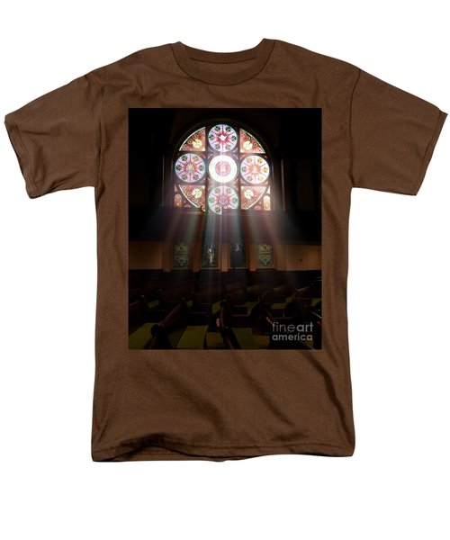 Birmingham Stained Glass Men's T-Shirt  (Regular Fit)