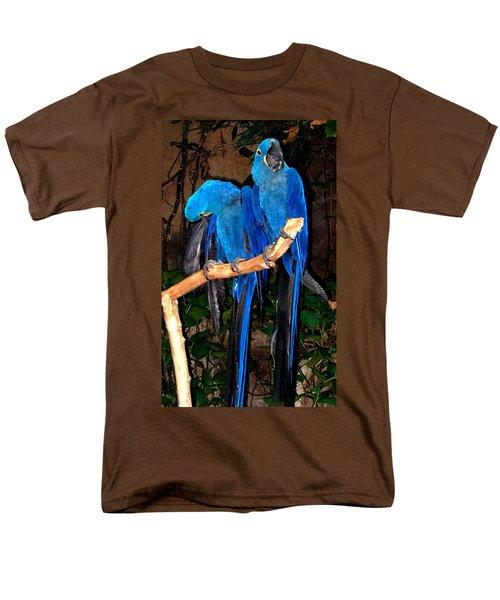 Blue Velvet Men's T-Shirt  (Regular Fit)
