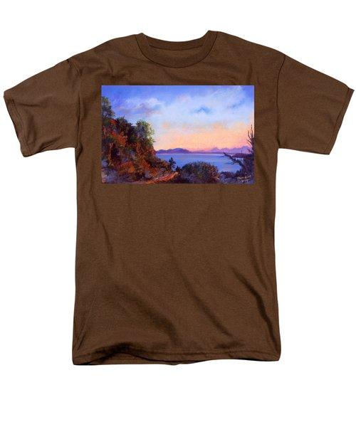 Bluff Men's T-Shirt  (Regular Fit) by Susan Will