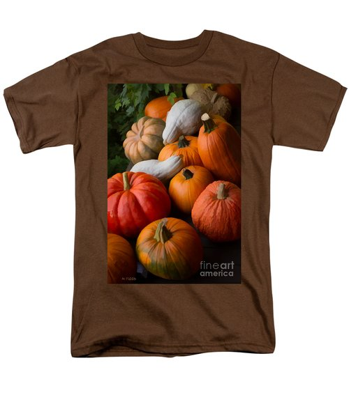 Men's T-Shirt  (Regular Fit) featuring the photograph Bountiful Harvest by Michael Flood