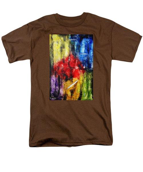 Broken 4 Men's T-Shirt  (Regular Fit) by Michael Cross