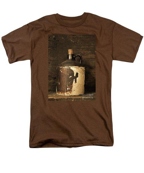 Buddy Bear Moonshine Jug Men's T-Shirt  (Regular Fit)