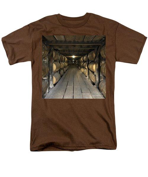 Buffalo Trace Rick House - D008610sq Men's T-Shirt  (Regular Fit) by Daniel Dempster