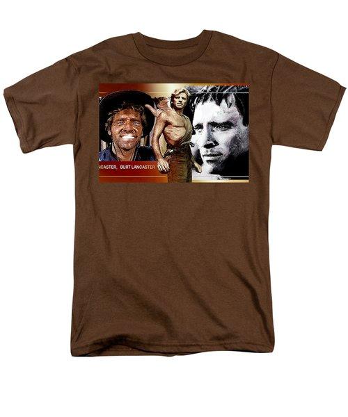 Men's T-Shirt  (Regular Fit) featuring the digital art Burt by Hartmut Jager