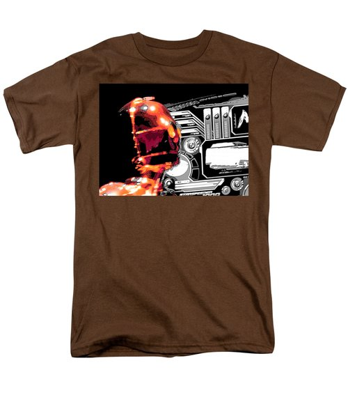 C3po Men's T-Shirt  (Regular Fit) by J Anthony