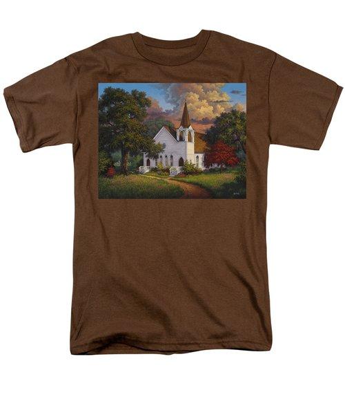 Called To Praise Men's T-Shirt  (Regular Fit)