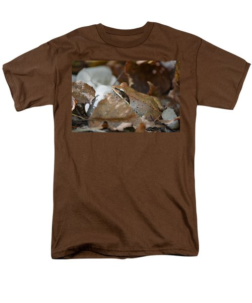 Camouflage Men's T-Shirt  (Regular Fit) by James Petersen