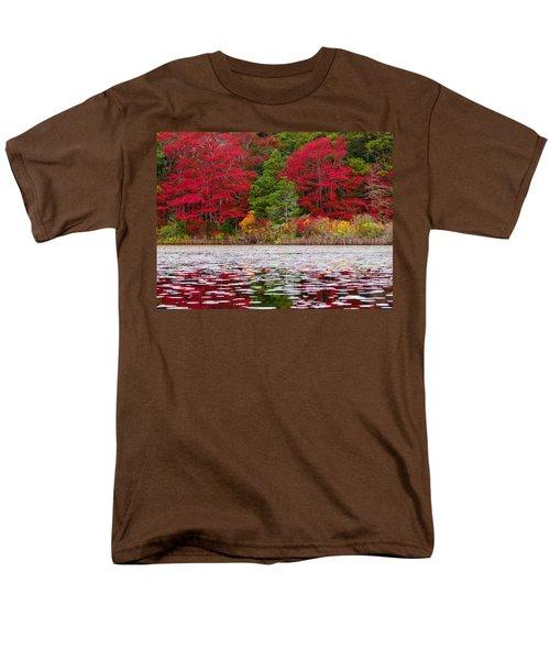 Men's T-Shirt  (Regular Fit) featuring the photograph Cape Cod Autumn by Dianne Cowen
