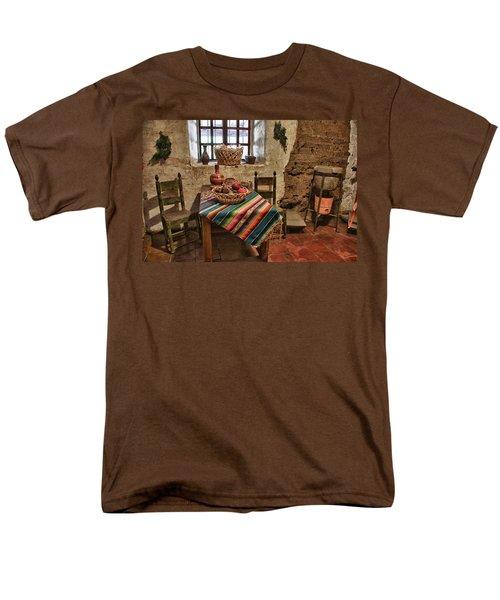 Carmel Mission 7 Men's T-Shirt  (Regular Fit) by Ron White