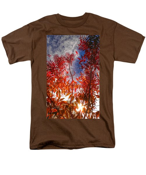 Men's T-Shirt  (Regular Fit) featuring the photograph Catharsis by CML Brown