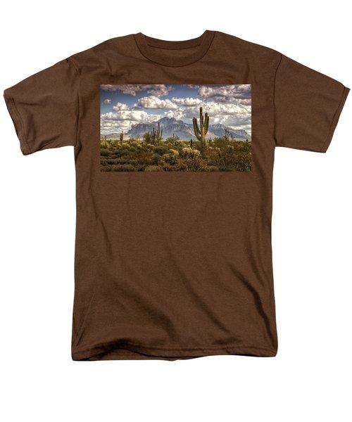 Chasing Clouds Two  Men's T-Shirt  (Regular Fit) by Saija  Lehtonen