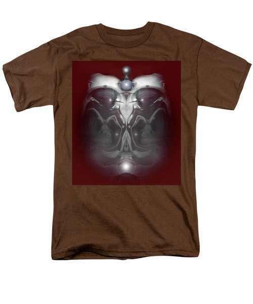 Men's T-Shirt  (Regular Fit) featuring the digital art Cherub 7 by Otto Rapp