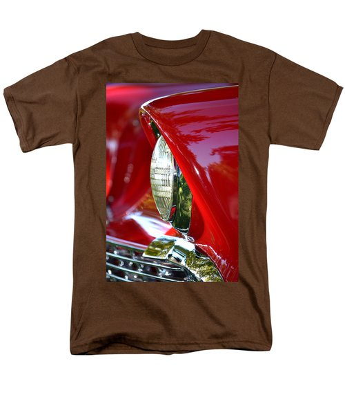 Chevy Headlight Men's T-Shirt  (Regular Fit) by Dean Ferreira