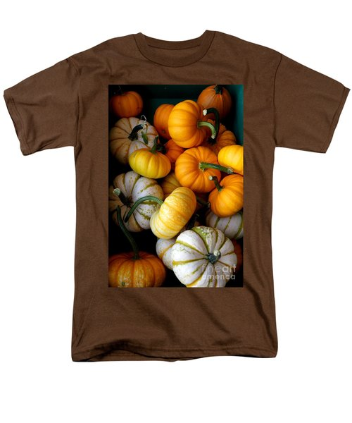 Cinderella Pumpkin Pile Men's T-Shirt  (Regular Fit) by Kerri Mortenson