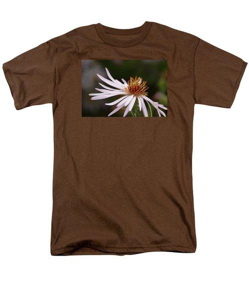 Men's T-Shirt  (Regular Fit) featuring the photograph Climbing Aster by Paul Rebmann