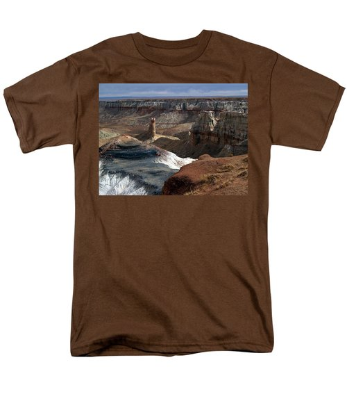 Coal Mine Mesa 09 Men's T-Shirt  (Regular Fit)