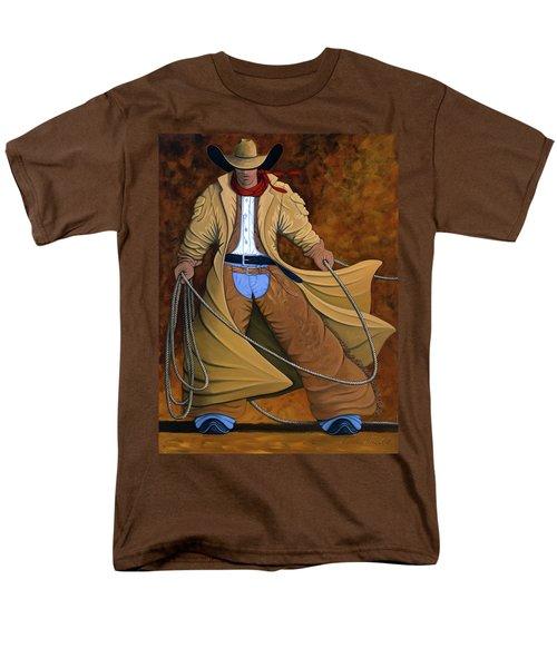 Cody Men's T-Shirt  (Regular Fit) by Lance Headlee