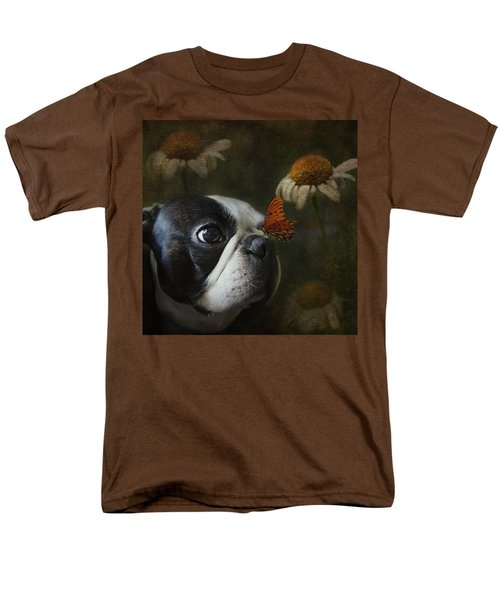 Men's T-Shirt  (Regular Fit) featuring the photograph Constant Companion by Kathleen Holley