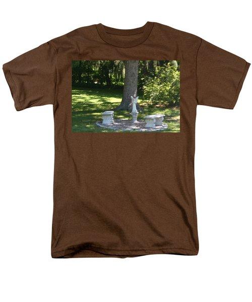 Contemplation Men's T-Shirt  (Regular Fit) by David S Reynolds