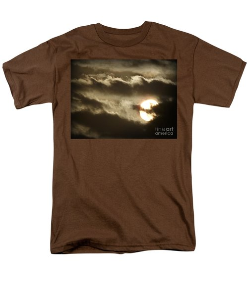 Men's T-Shirt  (Regular Fit) featuring the photograph Contrast by Clare Bevan