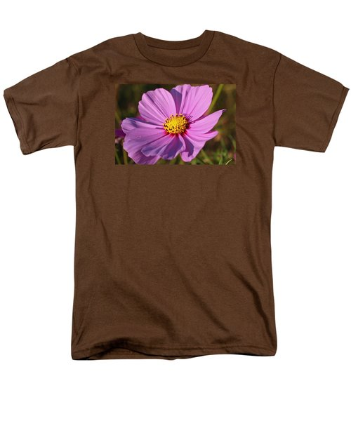Cosmos Love Men's T-Shirt  (Regular Fit) by Julie Andel