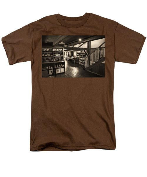 Men's T-Shirt  (Regular Fit) featuring the photograph Country Store by Bill Howard