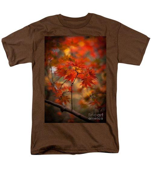 Crown Of Fire Men's T-Shirt  (Regular Fit) by Mike Reid