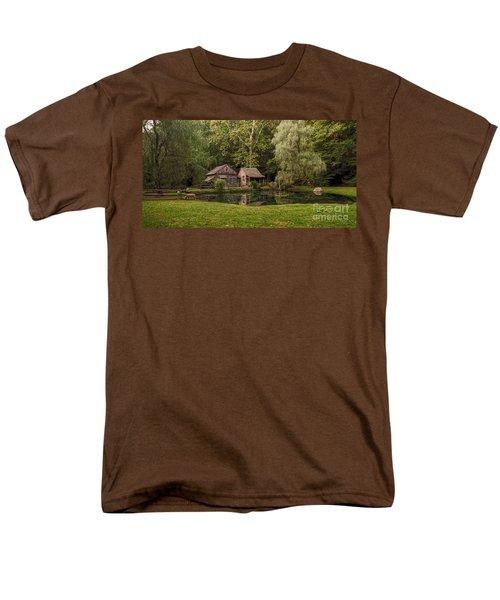 Cuttalossa In Summer II Men's T-Shirt  (Regular Fit) by Debra Fedchin